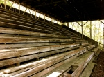 Jungle Park Grandstands 2011