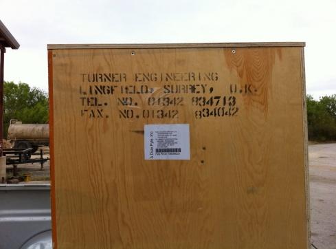 Turner Crate