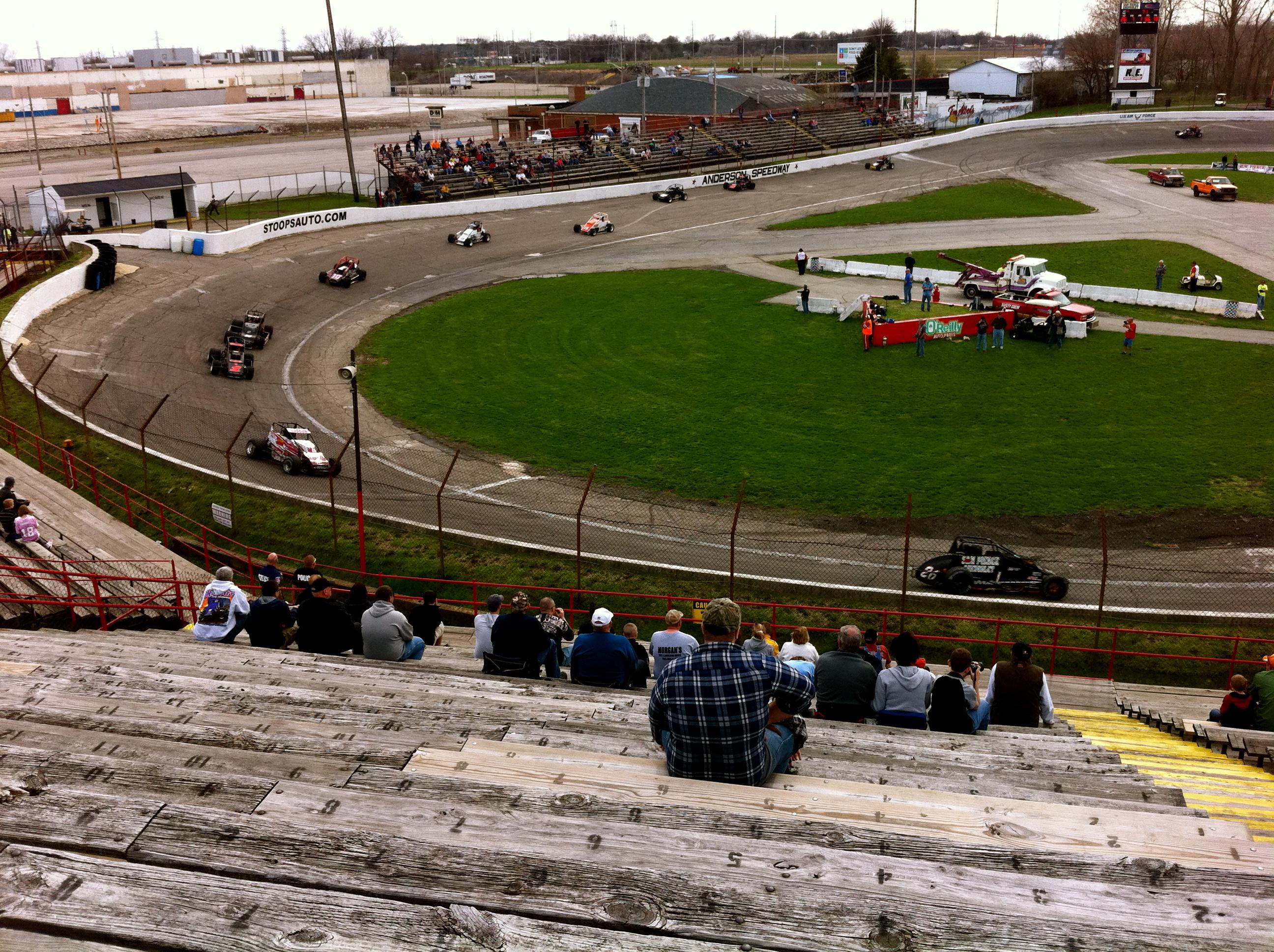 Quarter Mile Race Cars