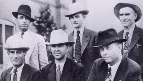 Barrow Posse 1934