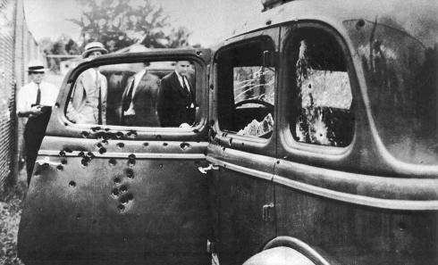 Bonnie+Clyde's-34 Ford