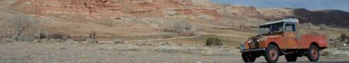 desert rover
