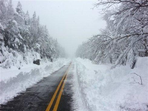 NY Snowfall