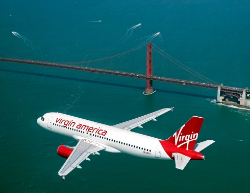 VirginAmericaInFlight