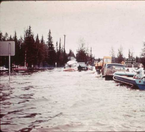 Fairbanks Flood