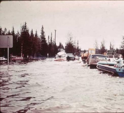 Fairbanks Flood
