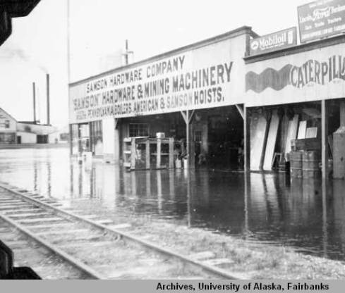 Samson Hardware 1930 Flood