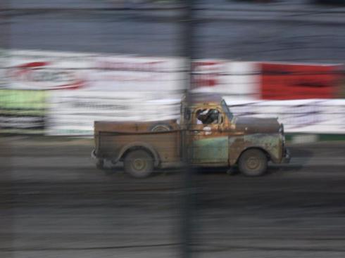 World's Ugliest Push Truck