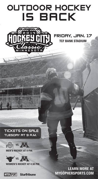 Hockey City Classic 2014