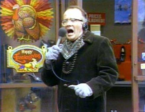 Les Nessman Turkeys Away