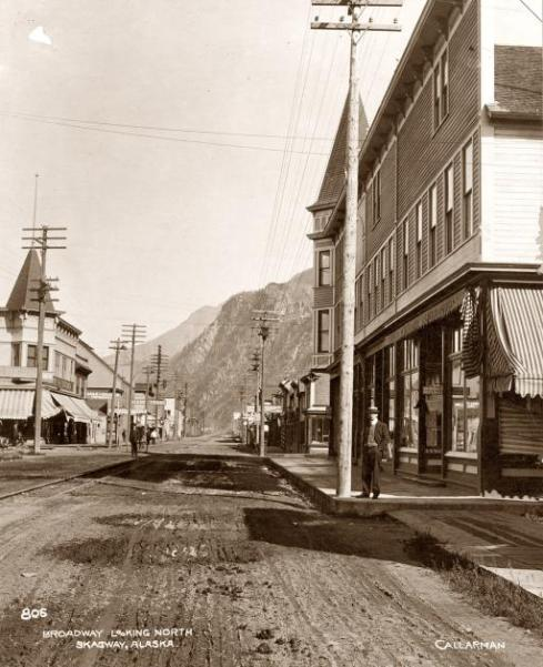 Skagway Early 1900's