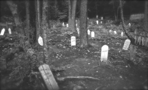 Slide Cemetery
