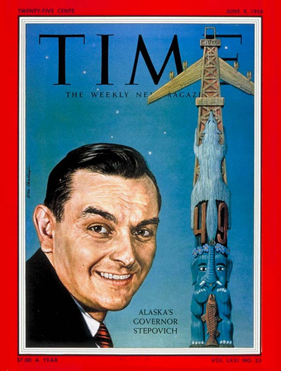 Time Mag 9 June 1958