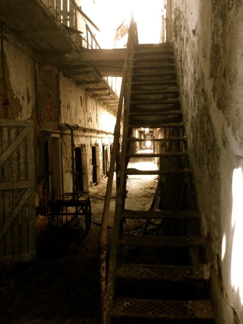 Prison Stairway
