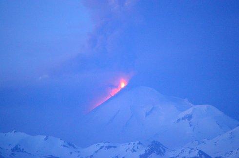 Pavlof Volcano 6/3/14