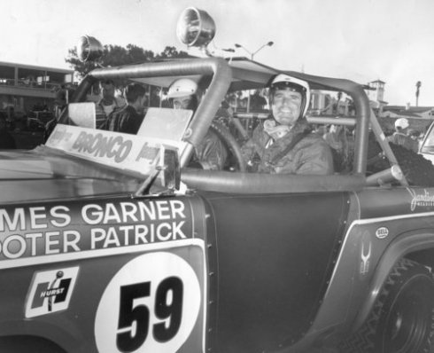 James Garner Baja Race 1969