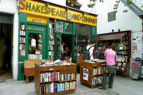 Shakespeare & Company - Paris