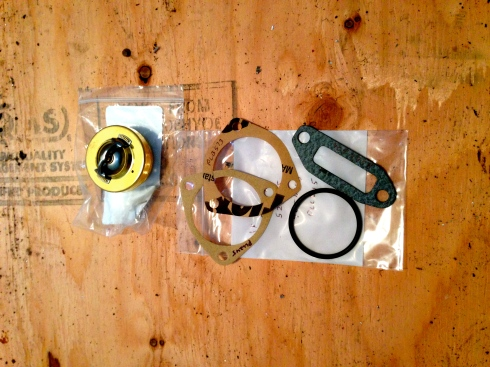 The Alaska Thermostat & Gaskets