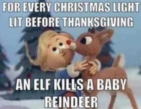 Elves & Reindeer
