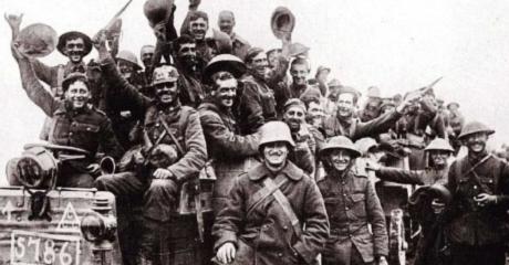 WWI Christmas 1914
