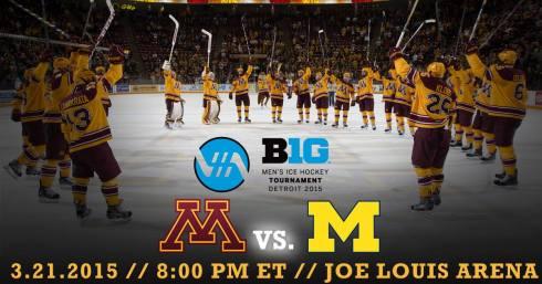 Minnesota vs Michigan