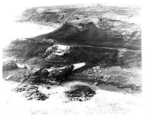Unimak Island 1946