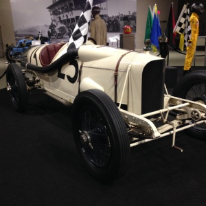 "1915 Duesenberg ""Benedict Special"" Indy Team Car"