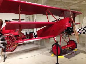 1917 Fokker Triplane