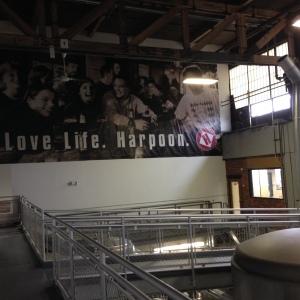 Love life. Harpoon.