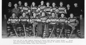 1939-40 Gopher hockey team