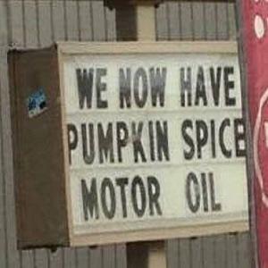 Trendy motor oil change