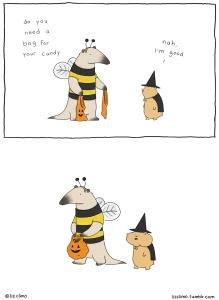 Witch Chipmunk