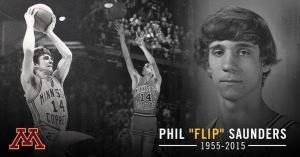 Flip Saunders - Golden Gopher Basketball