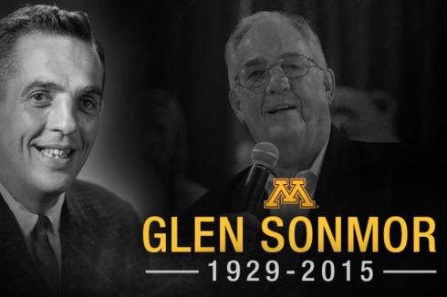 Glen Sonmor 1929-2015