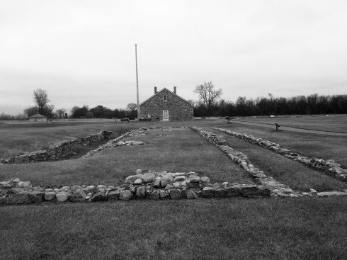Fort Ridgely today