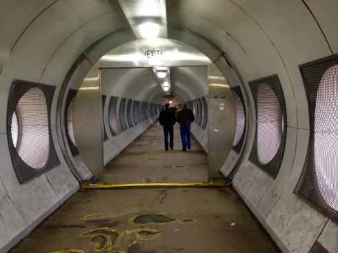 Tunnel to The Joe