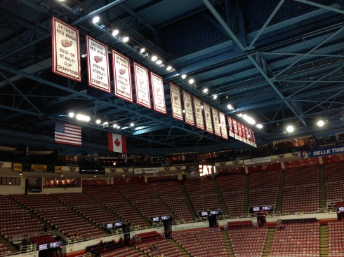 Red Wing Banners