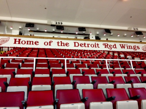 Home of the Red Wings