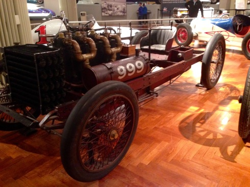 1902 Ford 999