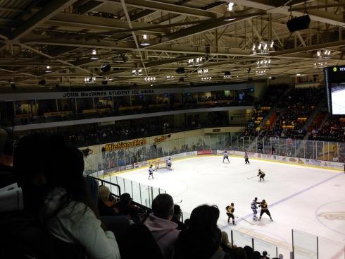 MacInnes Student Ice Arena