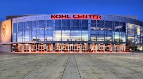 Kohl Center - exterior