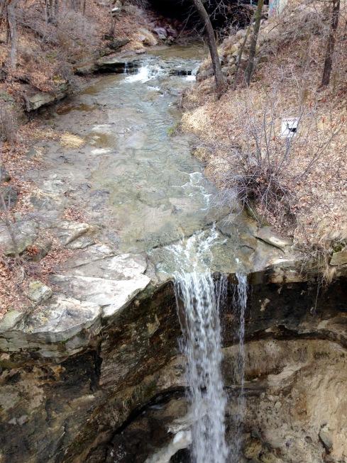 Minnemishinona Falls 1
