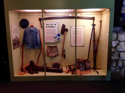 Florida CCC display
