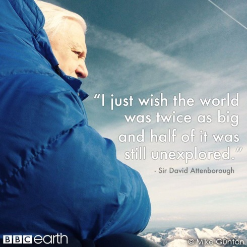 Attenborough Wish