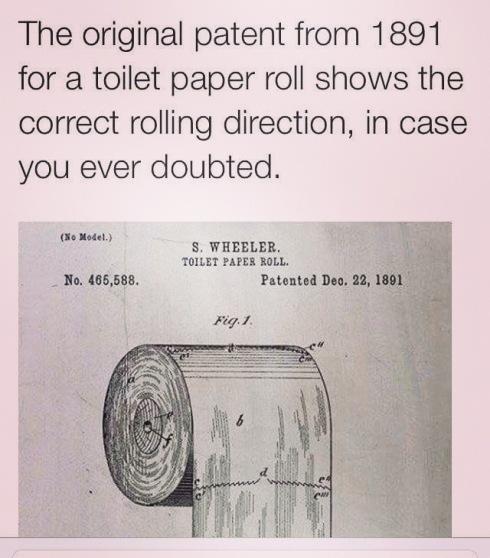 T.P. Patent - 1891