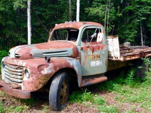 1948 Ford F6