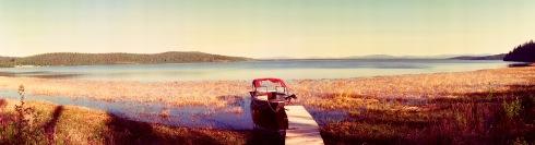 Quartz Lake Widelux