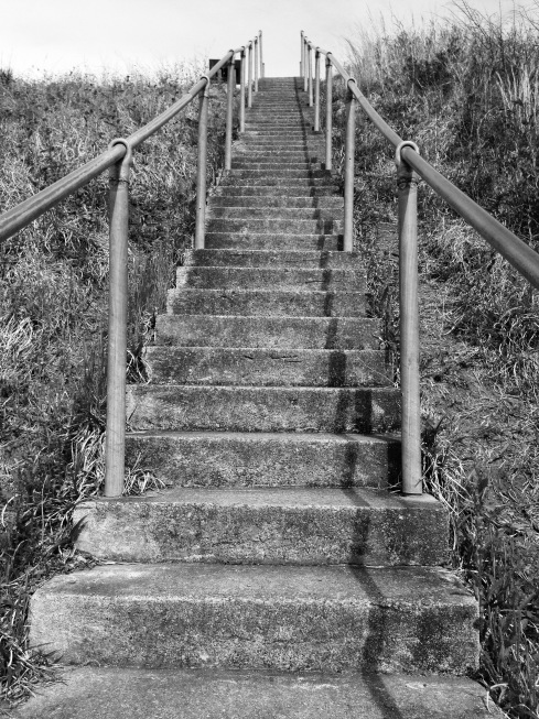 Stairway to Temple Mnd