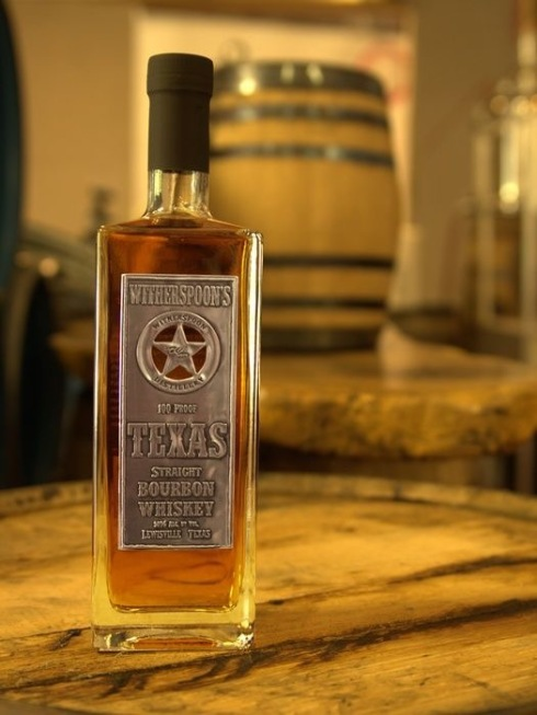 Witherspoon's Texas Straight Bourbon