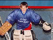 Jacob Wetterling; Goaltender